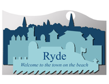 Ryde, the town on the beach